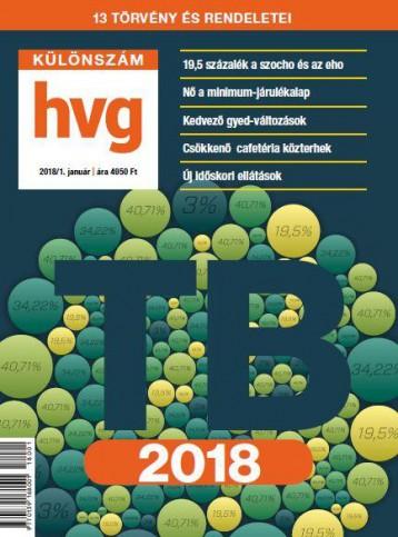 TÁRSADALOMBIZTOSÍTÁS 2018 - HVG KÜLÖNSZÁM - Ebook - HVG KÖNYVEK