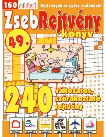 ZSEBREJTVÉNY KÖNYV 49. - Ebook - CSOSCH KFT.