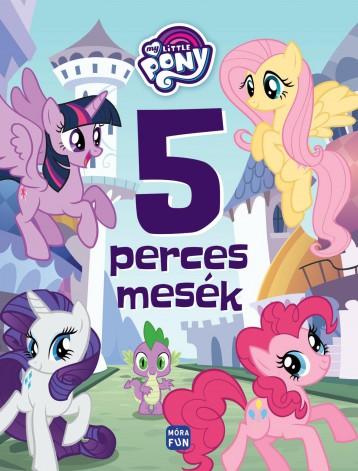 MY LITTLE PONY - 5 PERCES MESÉK - Ekönyv - MÓRA KÖNYVKIADÓ