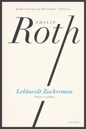 Leláncolt Zuckerman - Ekönyv - Philip Roth