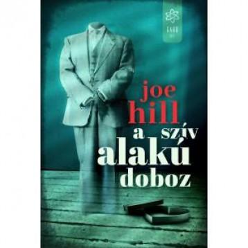 A SZÍV ALAKÚ DOBOZ - Ekönyv - HILL, JOE