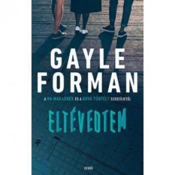 ELTÉVEDTEM - Ekönyv - FORMAN, GAYLE