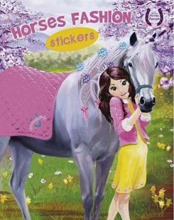 HORSES PASSION - STICKER 4 (HU 423-4) - Ekönyv - NAPRAFORGÓ KÖNYVKIADÓ