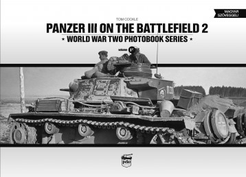 PANZER III ON THE BATTLEFIELD 2. - Ekönyv - COCKLE, TOM