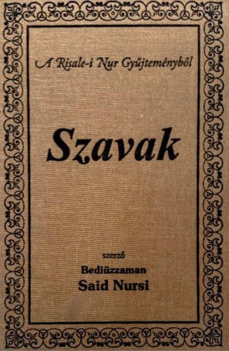 SZAVAK - Ebook - NURSI, SAID