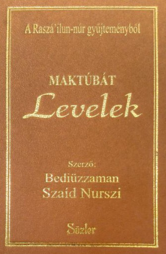 LEVELEK - Ebook - NURSI, SAID