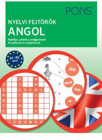 NYELVI FEJTÖRŐK - ANGOL (PONS) - Ekönyv - KLETT KIADÓ