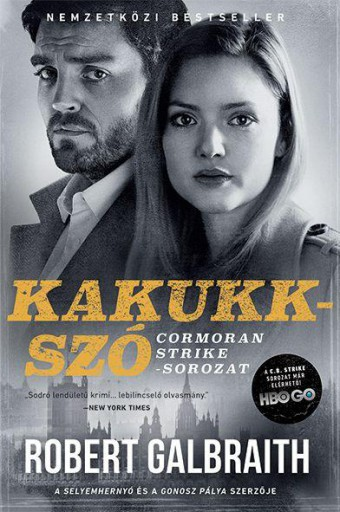 KAKUKKSZÓ - FILMES BORÍTÓVAL - Ekönyv - GALBRAITH, ROBERT