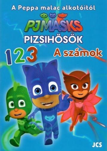 PIZSIHŐSÖK - 1, 2, 3... - A SZÁMOK - Ebook - JCS MÉDIA KFT