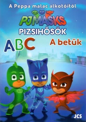 PIZSIHŐSÖK - A, B, C... - A BETŰK - Ekönyv - JCS MÉDIA KFT