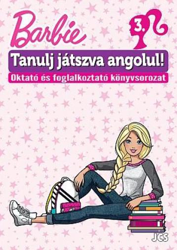BARBIE - TANULJ JÁTSZVA ANGOLUL! 3. - Ekönyv - JCS MÉDIA KFT