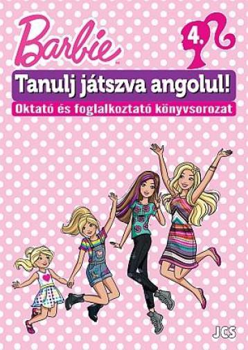 BARBIE - TANULJ JÁTSZVA ANGOLUL! 4. - Ekönyv - JCS MÉDIA KFT