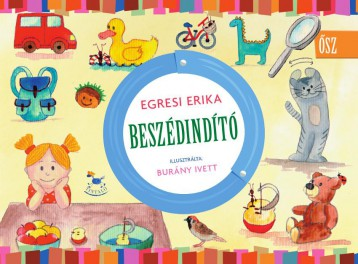 BESZÉDINDÍTÓ - ŐSZ - Ekönyv - EGRESI ERIKA