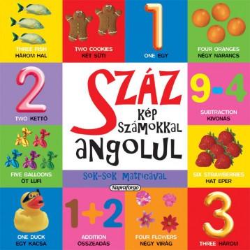 Száz... angolul - Száz kép számokkal angolul - Ekönyv - NAPRAFORGÓ KÖNYVKIADÓ
