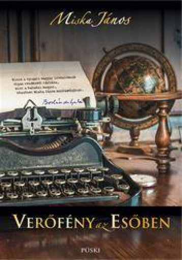 VERŐFÉNY AZ ESŐBEN - Ekönyv - MISKA JÁNOS