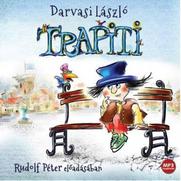 TRAPITI - HANGOSKÖNYV - Ekönyv - DARVASI LÁSZLÓ