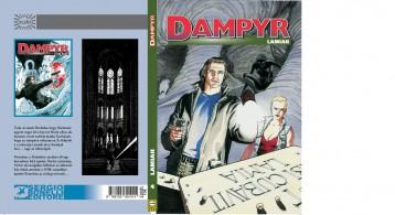 LAMIAH - DAMPYR 4 - Ekönyv - FRIKE COMICS KFT.