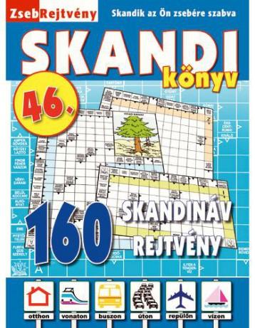 ZSEBREJTVÉNY SKANDI KÖNYV 46. - Ekönyv - CSOSCH KFT.