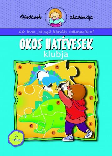 OKOS HATÉVESEK KLUBJA - ÓVODÁSOK AKADÉMIÁJA 2. - Ekönyv - ANNA PODGÓRSKA