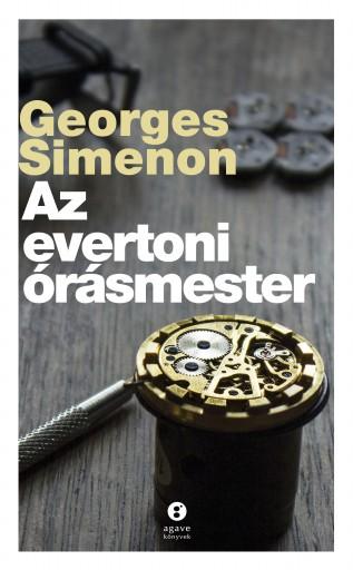 AZ EVERTONI ÓRÁSMESTER - Ekönyv - SIMENON, GEORGES