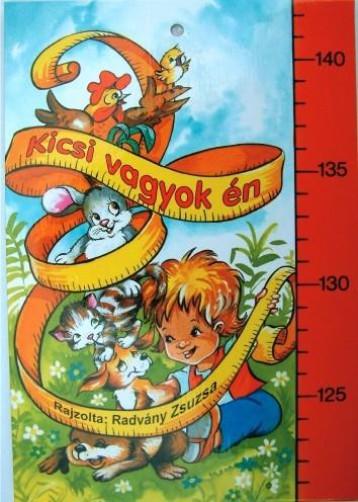 KICSI VAGYOK ÉN - Ekönyv - RADVÁNY ZSUZSA