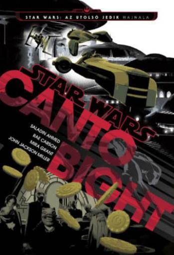 STAR WARS - CANTO BIGHT - Ekönyv - SZUKITS KIADÓ