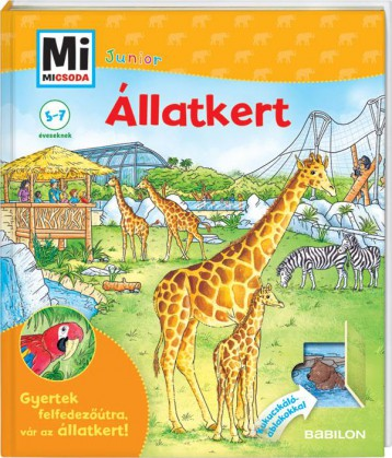 ÁLLATKERT - MI MICSODA JUNIOR 21. - Ekönyv - TESSLOFF ÉS BABILON KIADÓI KFT.