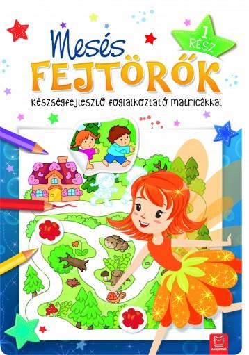 MESÉS FEJTŐRÖK - 1. RÉSZ - Ekönyv - ANNA PODGÓRSKA