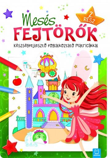 MESÉS FEJTŐRÖK - 2. RÉSZ - Ekönyv - ANNA PODGÓRSKA