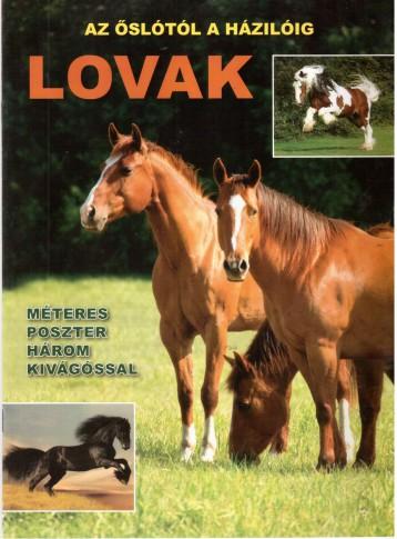 LOVAK - AZ ŐSLÓTÓL A HÁZILÓIG - Ekönyv - YOYO BOOKS