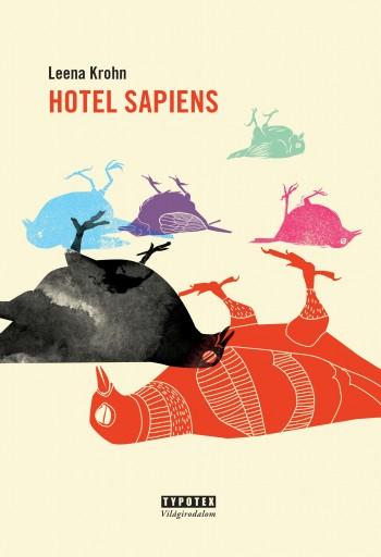 HOTEL SAPIENS - Ekönyv - KROHN, LEENA