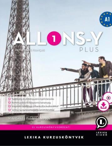 ALLONS-Y PLUS 1 - TANKÖNYV - Ekönyv - LX-0301-1