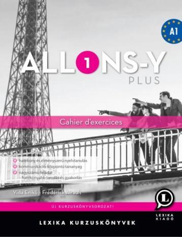 ALLONS-Y PLUS 1 - MUNKAFÜZET - Ekönyv - LX-0302-1