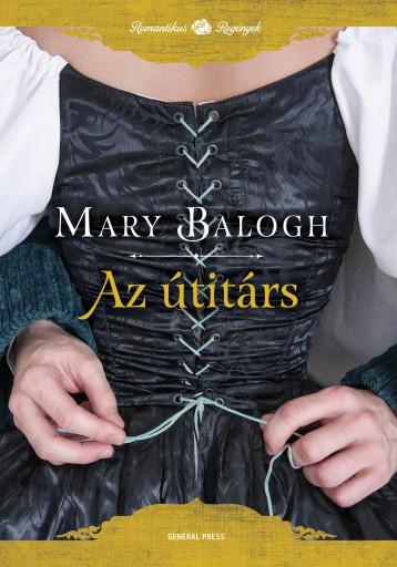 Az útitárs - Ekönyv - Mary Balogh