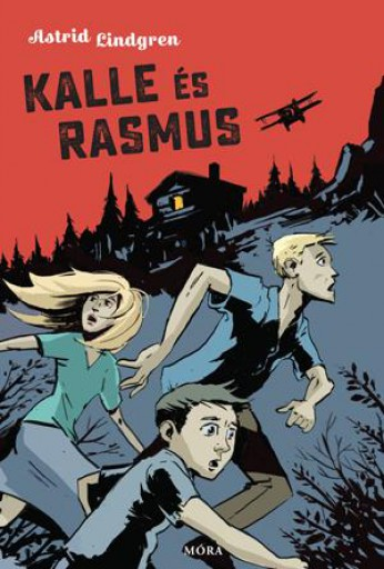 KALLE ÉS RASMUS - Ekönyv - LINDGREN, ASTRID