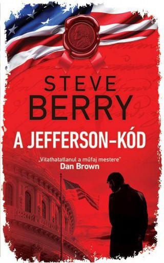 A JEFFERSON-KÓD - Ekönyv - STEVE BERRY