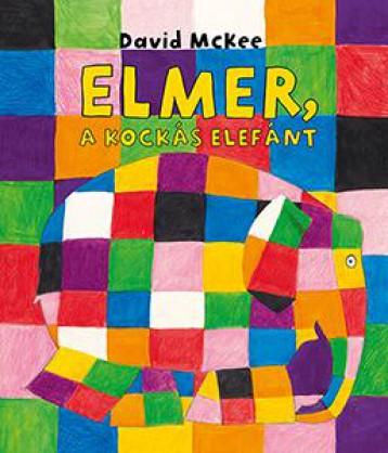 ELMER, A KOCKÁS ELEFÁNT - Ekönyv - DAVID MCKEE