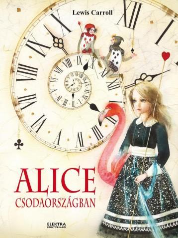 ALICE CSODAORSZÁGBAN - Ekönyv - CAROLL, LEWIS