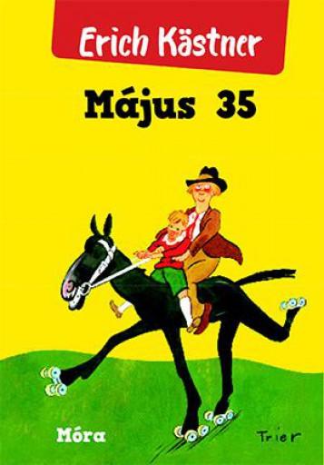 MÁJUS 35 - FŰZÖTT - Ekönyv - KÄSTNER, ERICH