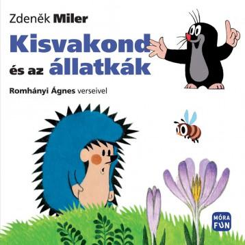 KISVAKOND ÉS AZ ÁLLATKÁK - Ekönyv - MILER, ZDENEK