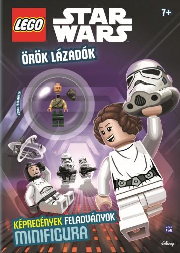 LEGO STAR WARS - ÖRÖK LÁZADÓK - Ekönyv - MÓRA KÖNYVKIADÓ