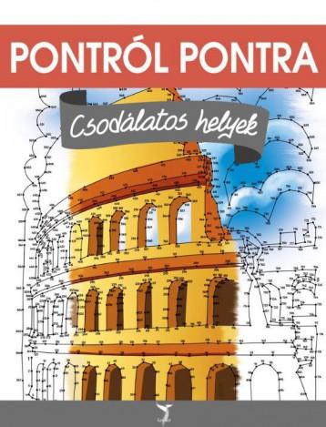 CSODÁLATOS HELYEK - PONTRÓL PONTRA - Ekönyv - LEVITER KIADÓ