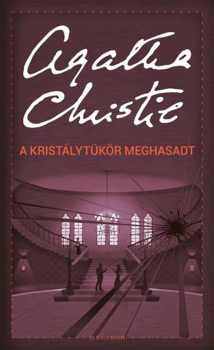 A kristálytükör meghasadt - Ekönyv - Agatha Christie