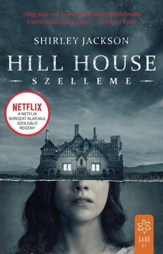HILL HOUSE SZELLEME - Ekönyv - JACKSON, SHIRLEY