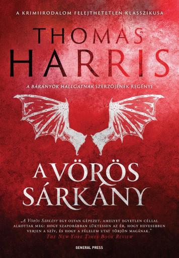 A Vörös Sárkány - Ekönyv - Thomas Harris