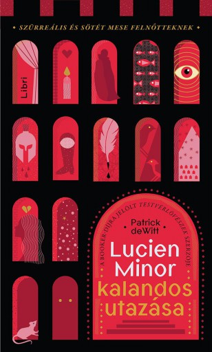 Lucien Minor kalandos utazása - Ekönyv - Patrick DeWitt