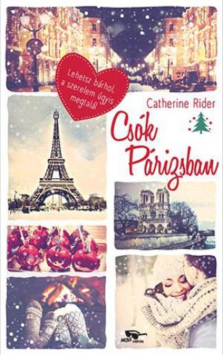 Csók Párizsban - Ebook - Catherine Rider