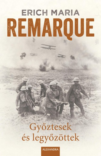 GYŐZTESEK ÉS LEGYŐZÖTTEK - Ekönyv - REMARQUE, ERICH MARIA