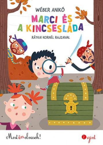 MARCI ÉS A KINCSESLÁDA - Ekönyv - Wéber Anikó