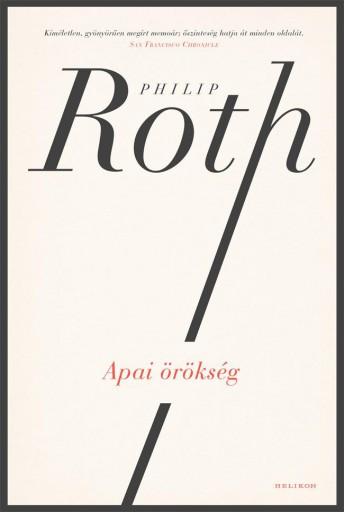 Apai örökség - Ekönyv - Philip Roth